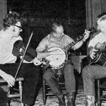 Golb with Sam & Kirk McGee 1970