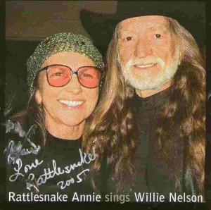 Rattlesnake and Willie N