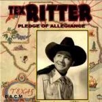 Tex Ritter - pledge of