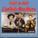 Carlisle Brothers CD 602-150