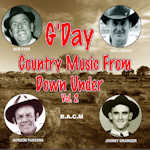 Down Under Country Vol 2 CD 604-small 150
